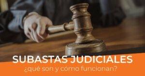 Lee más sobre el artículo ¿Cómo funcionan las subastas judiciales de viviendas?