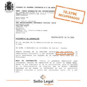 Cofidis le devuelve 10.379 euros a una autónoma de León